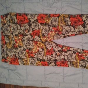 Lularoe tall and curvy leggings NWOT